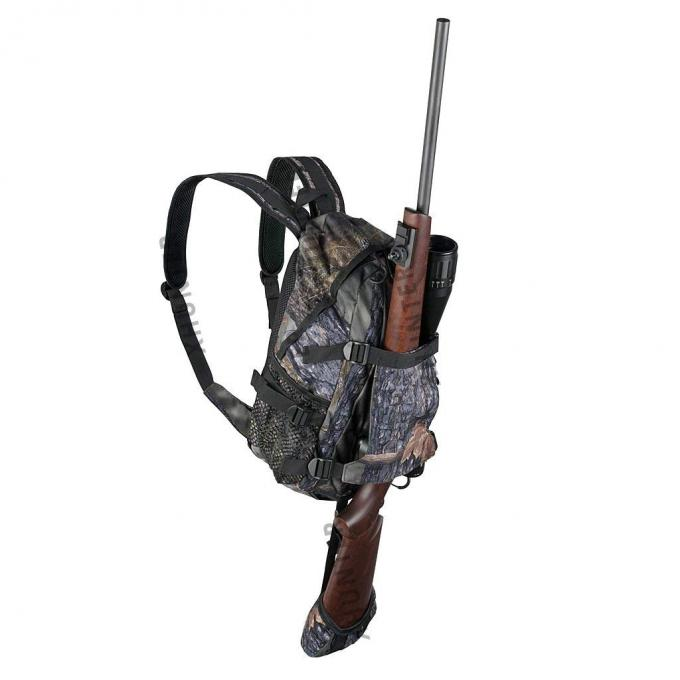 OEM Camo hunting Backpack With Integrated Gun Carry System Hunting Gun Sling