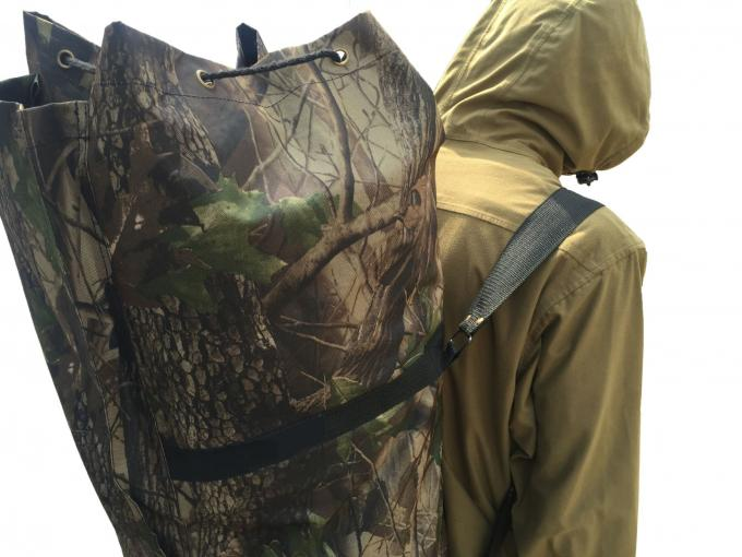 Monster Decoy Bag Lightweight Camouflage Solid Color Multiple Function Decoy Bag