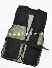 China Black Green Mesh Hunting Shooting Vest turkey hunting vest browning shooting vest supplier