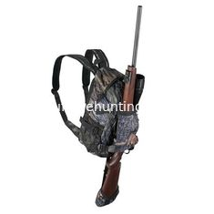 China OEM Camo hunting Backpack With Integrated Gun Carry System Hunting Gun Sling supplier