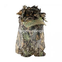 China Customised Leafy Hunting Suit 3D Sneaky Cap Hunting Hat 3D Sneaky Camo Cap Facemask supplier