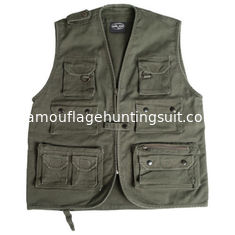 China Law Enforcement Equipment Hunting Shooting Vest King Tactical Vests 600D , 1000D supplier