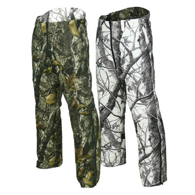 Good Quality Camouflage Hunting Suit & Outdoor Camouflage Hunting Suit Reversible Waterproof Camo Hunting Pants on sale