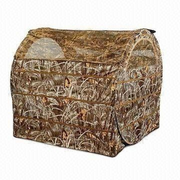 China Duck Waterfowl Animals Hunting Tent Blinds Portable Duck Commander Bale Out factory