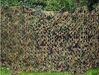 China Wood Green Hunting Camouflage Netting Stealth Ghost Camo Net Pigeon Hide factory