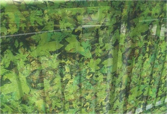 China Single Layer Stealth Ghost Hunting Camouflage Netting Lightweight Camo Netting distributor
