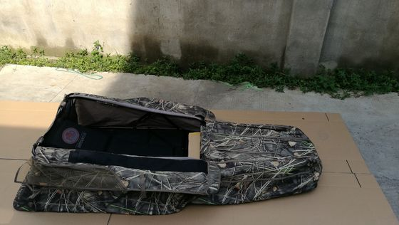 China Folding Camo Portable Hunting Blinds With Solid Aluminum Frame Goose Layout Blind distributor