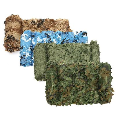 China Bulk Roll Woodland Camouflage Fabric Netting Camo Netting 4.9 FT Width Length factory