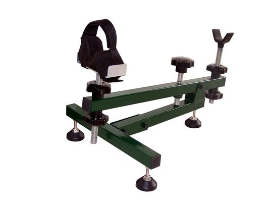China Black Gun Rest Hunting Shooting Rest Great Bench Portable Shooting Bench factory